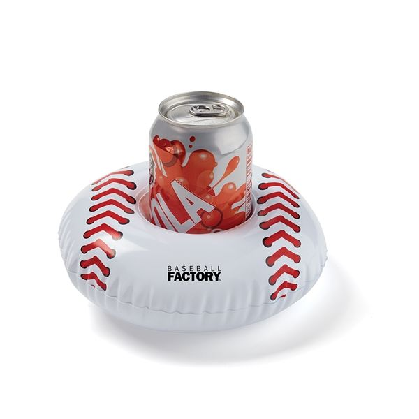 Main Product Image for Inflatable Baseball Floating Coaster