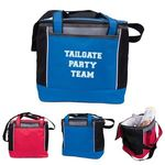 Buy Custom Imprinted Cooler Insulated Bag 24 can capacity