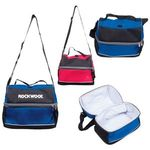 Buy Custom Imprinted Lunch Bag Jumbo Insulated