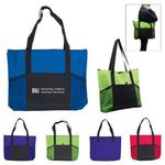 Buy Custom Imprinted Tote Bag Jumbo Tradeshow Tote