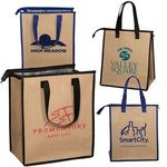 Buy Jute Cooler Tote