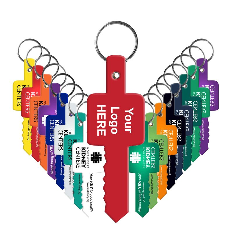 Main Product Image for Key Flexible Key Tag