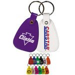 Buy Custom Imprinted Key Tag Western Saddle