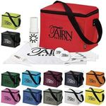 Buy Custom Imprinted KOOZIE (R) 6 Pack Cooler Golf Event Kit
