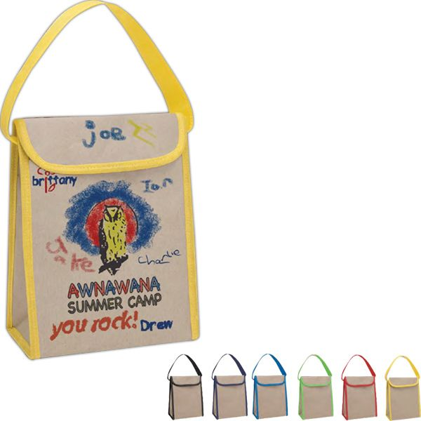 Main Product Image for Custom Imprinted Lunch Bag Kraft