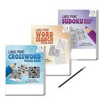 LARGE PRINT Puzzle Book Gift Pack - Volume 1 - Standard