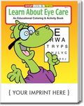 Buy Learn About Eye Care Coloring and Activity Book