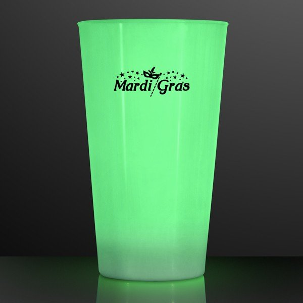 Main Product Image for Pint Glass LED Light Up 16 Oz.
