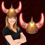 Buy Custom Viking Helmet LED Light Up