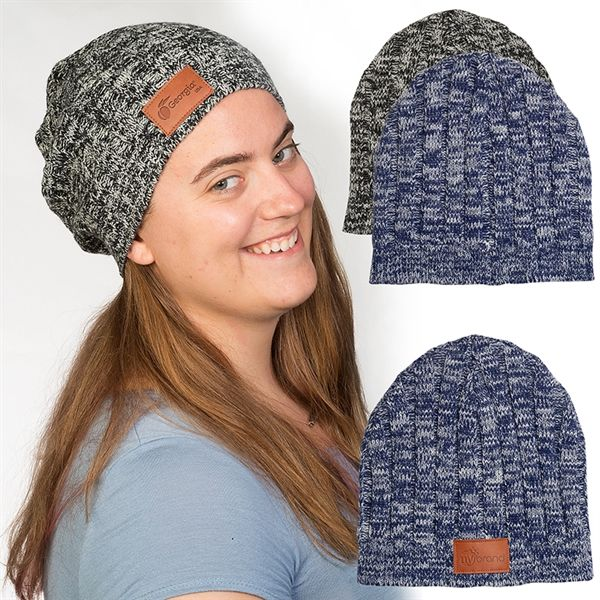 Main Product Image for Leeman (TM) Heathered Knit Beanie