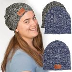 Buy Leeman (TM) Heathered Knit Beanie