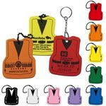 Life Vest Floating Key Tag -