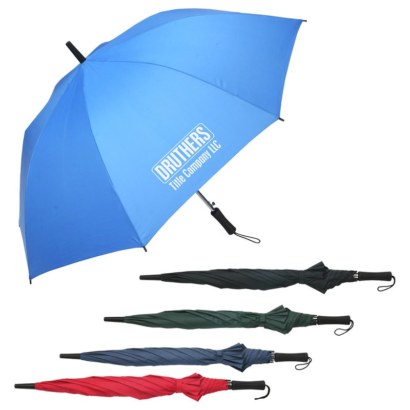 Main Product Image for Custom Golf Umbrella Lockwood Auto Open