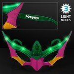 Buy Mardi Gras Purple/Green/Gold Mask Sunglasses