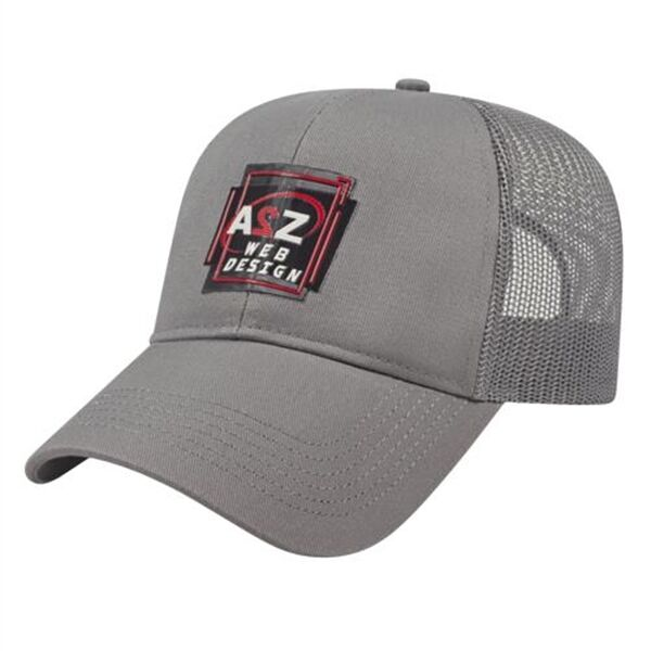 Main Product Image for Embroidered Mesh Back Cap