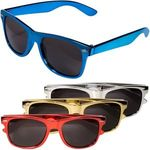 Buy Metallic Mardi Gras Sunglasses