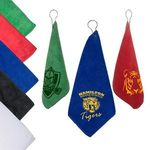 Buy Microfiber Golf Towel w/ Grommet and Hook