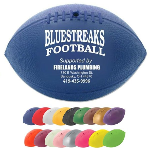 Main Product Image for Mini Soft Throw  to Crowd Footballs  7""