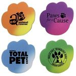 Buy Color Changing Die Cut Eraser-Paw