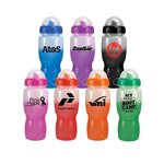 Buy Sports Bottle Color Changing  with Push n Pull Cap 18 oz.