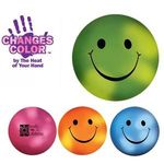 Mood Smiley Face Stress Ball -