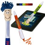 Buy Custom Imprinted Pen - MopTopper (TM) Highlighter Pen