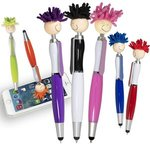 Buy Custom Imprinted Pen -MopTopper(TM) Screen Cleaner w/ Stylus Pen
