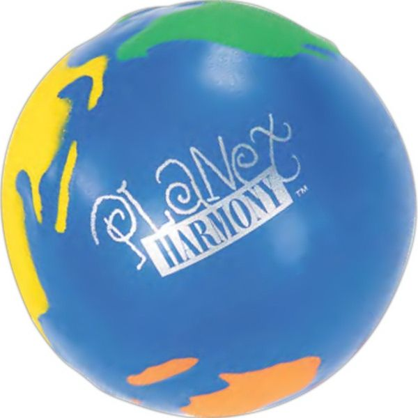 Main Product Image for Multi-Color Globall Stress Reliever