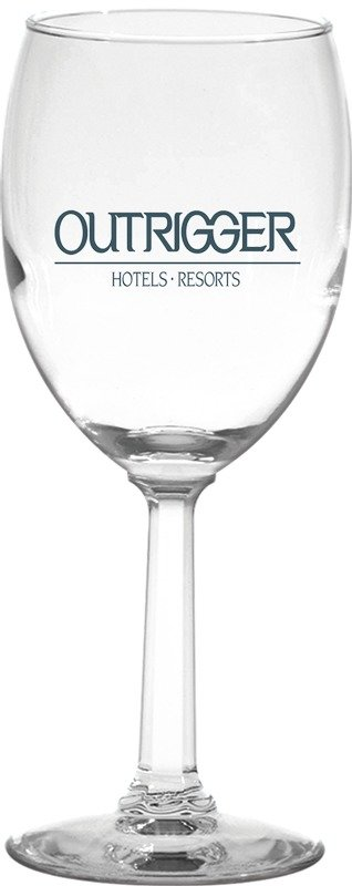 Main Product Image for Wine Glass Custom Imprinted Napa Valley Optic Glass 8 oz