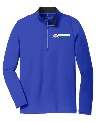 Main Product Image for Custom Nike Golf Pullover Dri-FIT Stretch 1/2-Zip - Embroidered