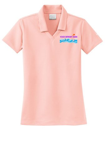 incredible prices exclusive range excellent quality 24 Custom T Shirt Design Nike Golf - Ladies Dri-FIT Micro Pique