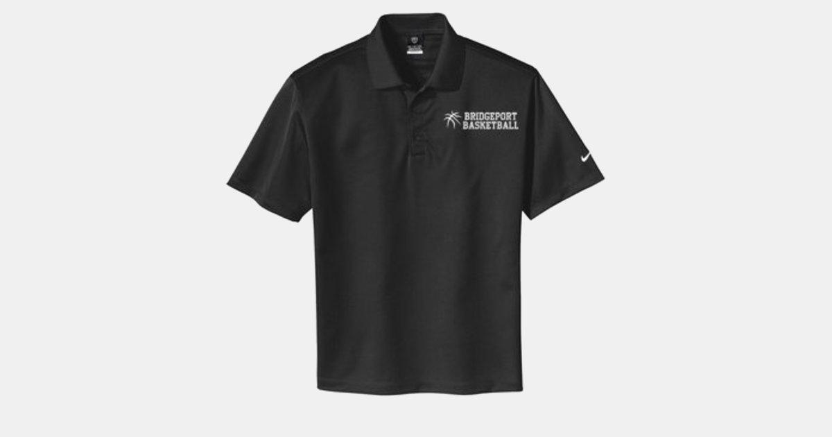 10408db9 Custom Shirts Nike Golf - Tech Basic Dri-FIT Polo - Embroidered