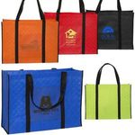 Buy Non-woven Quilted Tote Bag