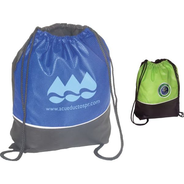 Main Product Image for Non-Woven Textured String Backpack - 80GSM