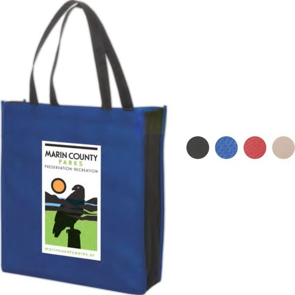Main Product Image for Non Woven Two-Tone Tote