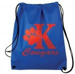 Buy Custom Imprinted Drawstring Backpack Nonwoven 15inx18in