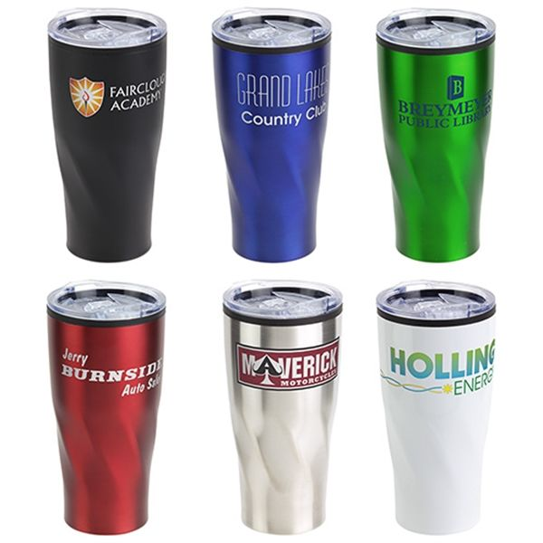 Main Product Image for Oasis 20 oz Stainless Steel/Polypropylene Tumbler