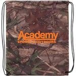 Buy Outdoor Camo Drawstring Backpack