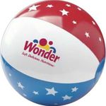 Patriotic Beach ball -