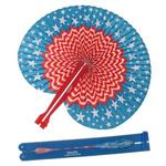 Buy Patriotic Folding Fan