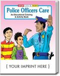 Buy Police Officers Care Coloring and Activity Book