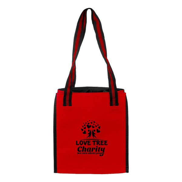 Main Product Image for Custom Imprinted Lunch Bag Poly Pro Cooler Tote