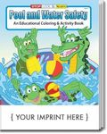 Buy Pool and Water Safety Coloring Book