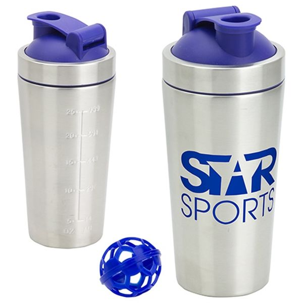 Main Product Image for Pop Top 25 oz Stainless Steel Shaker Tumbler