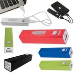 Buy Portable Metal Power Bank Charger - UL Certified