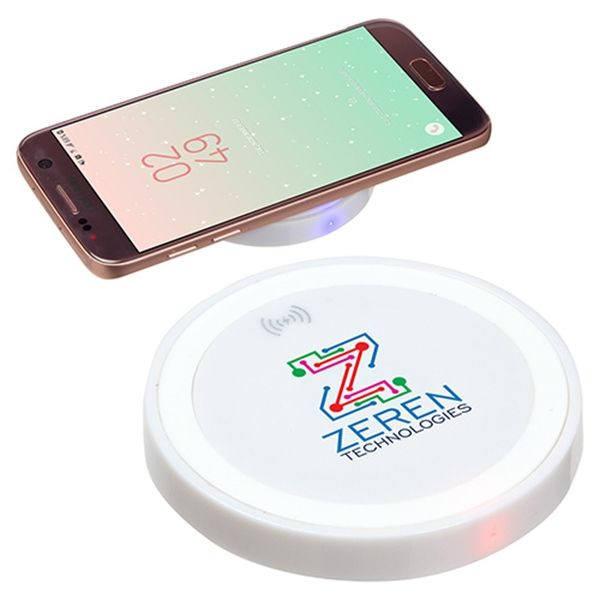 Main Product Image for Power Disc 5W Wireless Charger