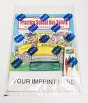 Buy Practice School Bus Safety Coloring Book Fun Pack