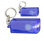 Primary Touch reflector light key chain - Blue