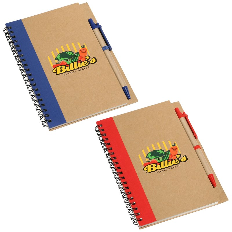 Main Product Image for Promo Write Recycled Notebook