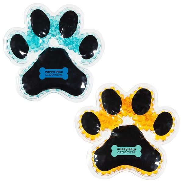 Main Product Image for Puppy Paw Aqua Pearls Hot/Cold Pack
